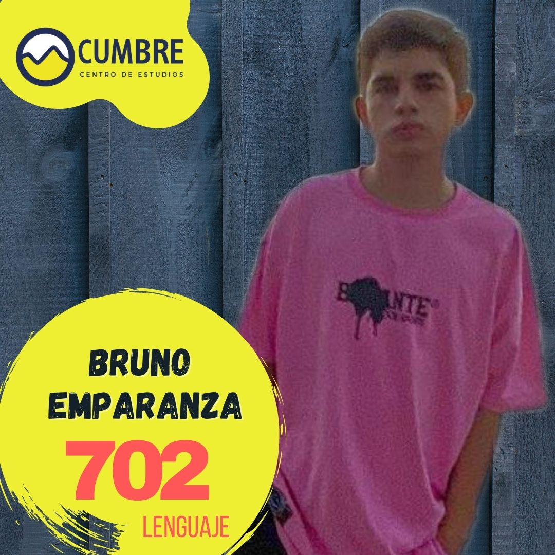 Bruno Emparanza lenguaje
