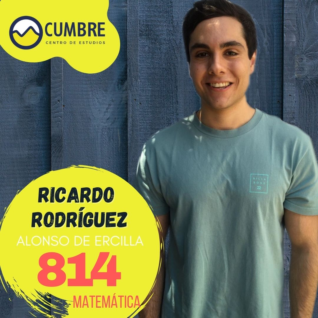 Ricardo Rodríguez matemática